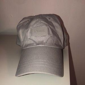 Victoria's Secret PINK Grey Baseball Cap Hat
